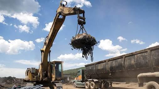 Временный мораторий на экспорт металлолома спасет украинскую металлургию, – СМИ