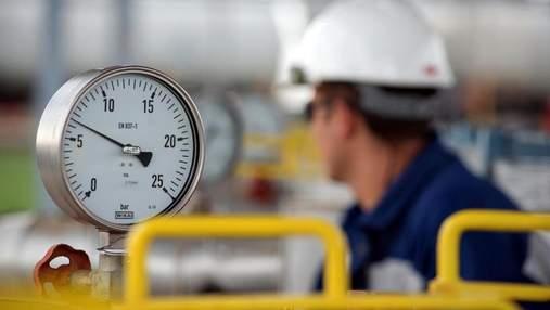 Показова ціна: вартість газу в Європі наблизилась до 2 000 доларів за тисячу кубометрів