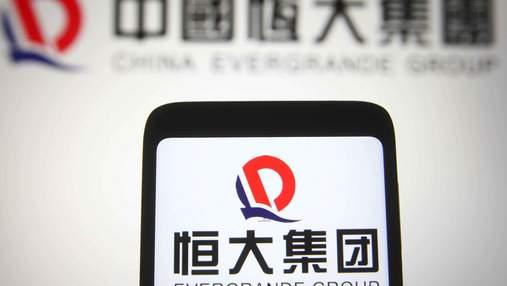 Боргова криза Evergrande: центробанк Китаю розповів, що відбувається у сфері нерухомості